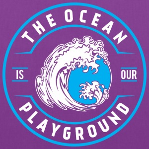 ocean is our playground T-Shirts - Tote Bag