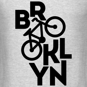 BROOKLYN BIKE BICYCLE WOMEN TANKTOP - Men's T-Shirt
