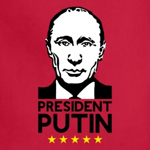 President Putin - Adjustable Apron