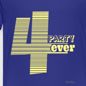 Party4ever Kids' Shirts - Toddler Premium T-Shirt