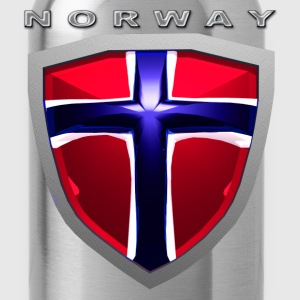 Norway Shield T-Shirts - Water Bottle