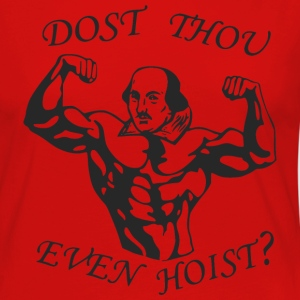 Dost Thou Even Hoist? T-Shirts - Women's Premium Long Sleeve T-Shirt