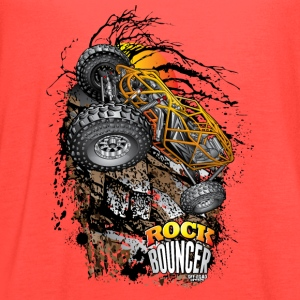 Rock Bouncer Sunset Org Women's T-Shirts - Women's Flowy Tank Top by Bella