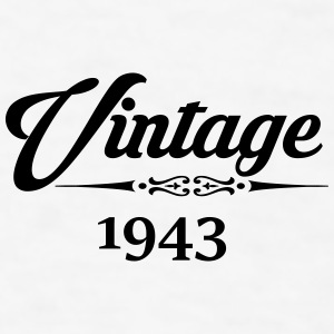 Vintage 1943 Mugs & Drinkware - Men's T-Shirt