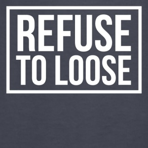 refuse to loose Hoodies - Kids' Long Sleeve T-Shirt