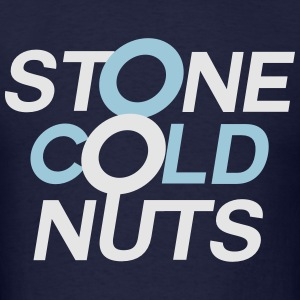Stone Cold Nuts - Black Hoodie 5 - Men's T-Shirt