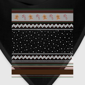 Gettin' Fat For ChristmasTshirt T-Shirts - Bandana