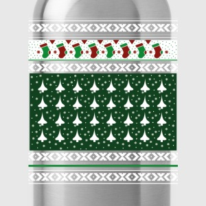 Christmas cool t shirts T-Shirts - Water Bottle