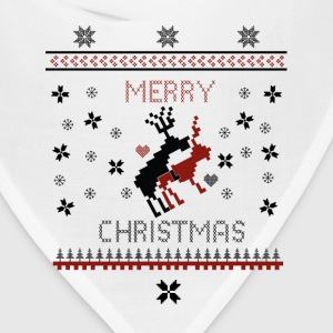 Merry Fuck Christmas T-Shirts - Bandana