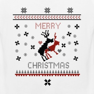 Merry Fuck Christmas T-Shirts - Men's Premium Tank