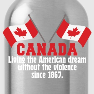 Oh, Canadian Day! Women's T-Shirts - Water Bottle