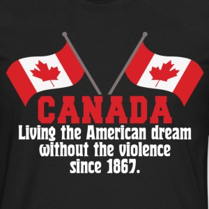 Oh, Canadian Day! Women's T-Shirts - Men's Premium Long Sleeve T-Shirt