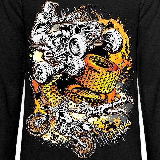 Motocross Mesh