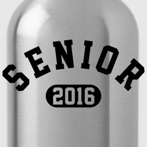 Class of 2016 Senior Tanks - Water Bottle