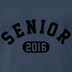 Class of 2016 Senior Tanks - Men's Premium T-Shirt