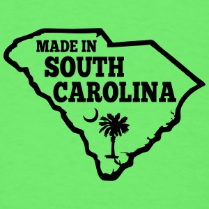 Made In South Carolina Baby Bodysuits - Men's T-Shirt