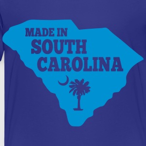 Made In South Carolina Sweatshirts - Toddler Premium T-Shirt