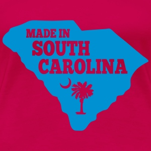 Made In South Carolina Tanks - Women's Premium T-Shirt