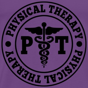 Physical Therapy Tanks - Men's Premium T-Shirt