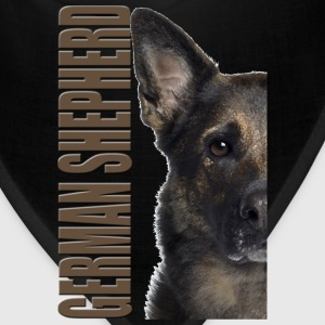 German Shepherd T-Shirts - Bandana