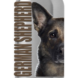 German Shepherd Hoodies - Water Bottle
