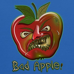 Bad Apple! - Kids' Hoodie