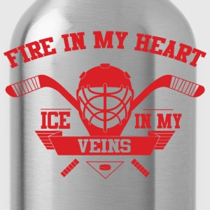 Ice In My Veins 2 T-Shirts - Water Bottle