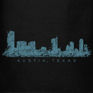 Austin, Texas Skyline Bag - Men's T-Shirt