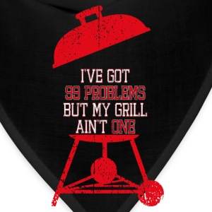 Grill Problems Women's T-Shirts - Bandana
