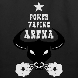 POWER VAPING ARENA - Eco-Friendly Cotton Tote