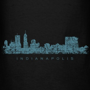 Indianapolis Skyline Bag - Men's T-Shirt