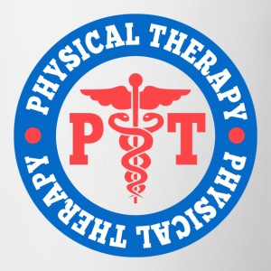 Physical Therapy T-Shirts - Coffee/Tea Mug