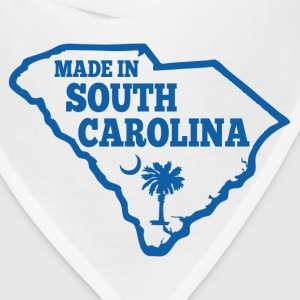 made in south carolina Baby Bodysuits - Bandana