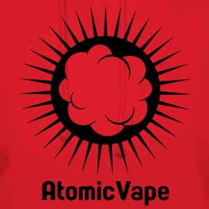 VAPE T-SHIRT ATOMIC VAPE T-Shirts - Women's Hoodie