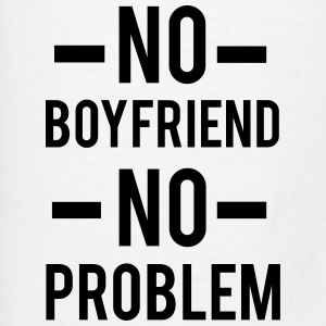 No Boyfriend Tanks - Men's T-Shirt