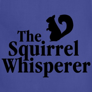 The Squirrel Whisperer Long Sleeve Shirts - Adjustable Apron