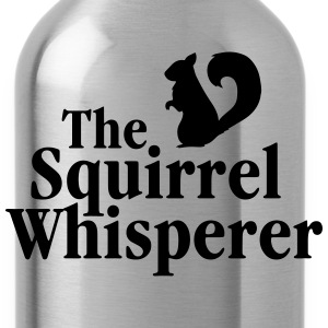 The Squirrel Whisperer Long Sleeve Shirts - Water Bottle