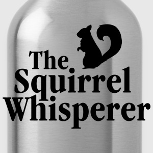 The Squirrel Whisperer T-Shirts - Water Bottle