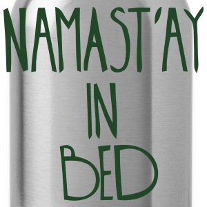 NAMASTAY IN BED Long Sleeve Shirts - Water Bottle