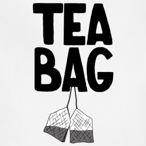 Tea Bag - Adjustable Apron