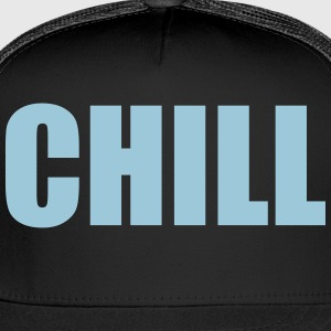 Chill Hoodies - Trucker Cap