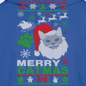 Merry Catmas Ugly Christmast Shirts Women's T-Shirts - Men's Hoodie