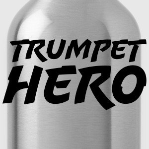 Trumpet Hero - Water Bottle