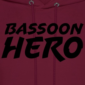 Bassoon Hero - Men's Hoodie