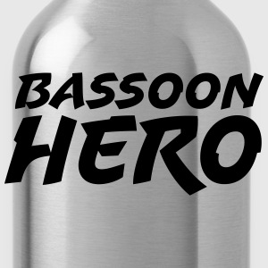 Bassoon Hero - Water Bottle