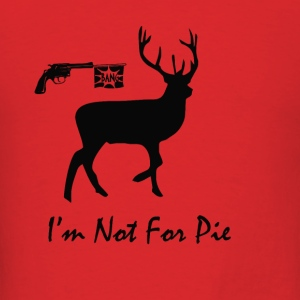 Christmas Deer - Men's T-Shirt