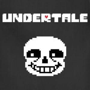 Undertale Sans Shirt Women's T-Shirts - Adjustable Apron