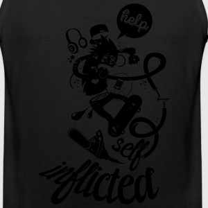 Self Inflctd - Men's Premium Tank