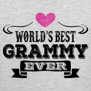 World's Best Grammy Ever Women's T-Shirts - Men's Premium Tank