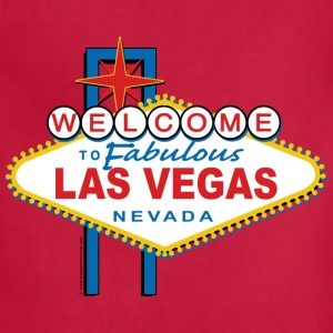 Welcome to Fabulous Las Vegas - Adjustable Apron